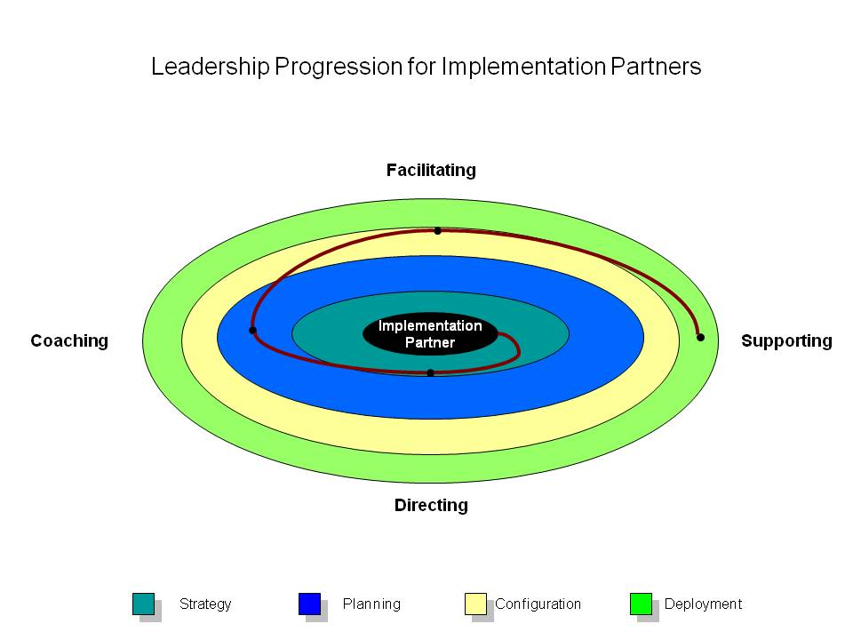 Customer Enablement by Project Management Leadership Styles