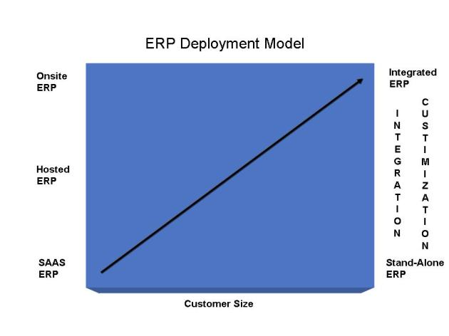 ERP Deployment Options