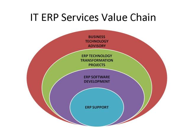 Service Categories for ERP Support