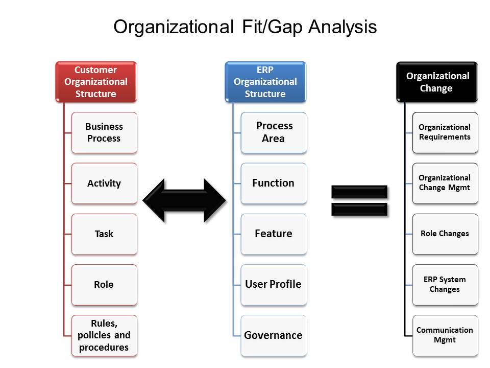 Org Gap Analysis
